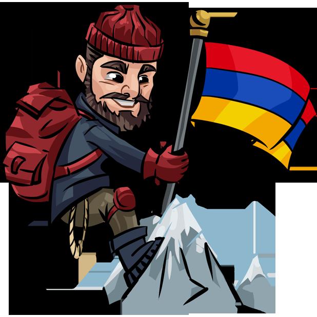 The Armenians messages sticker-1