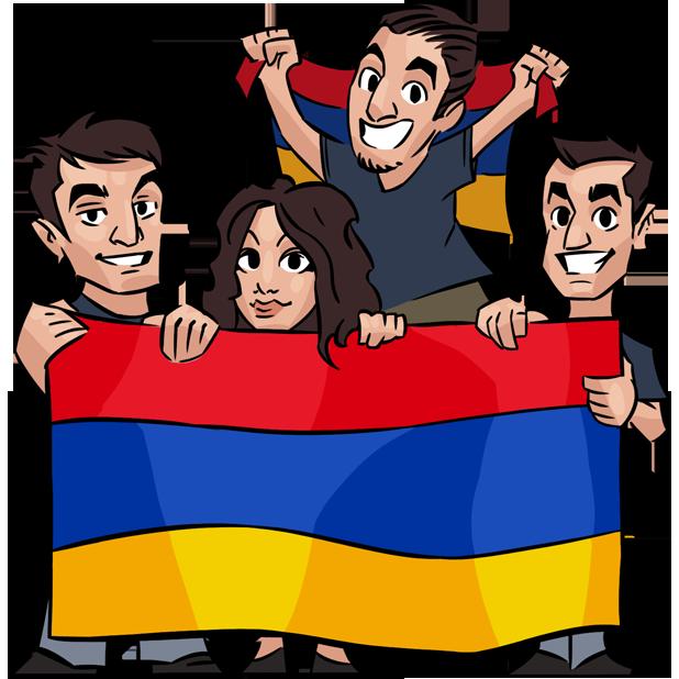 The Armenians messages sticker-7