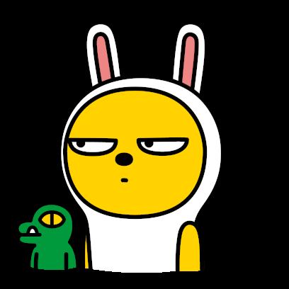 Hello Kakao Friends messages sticker-10