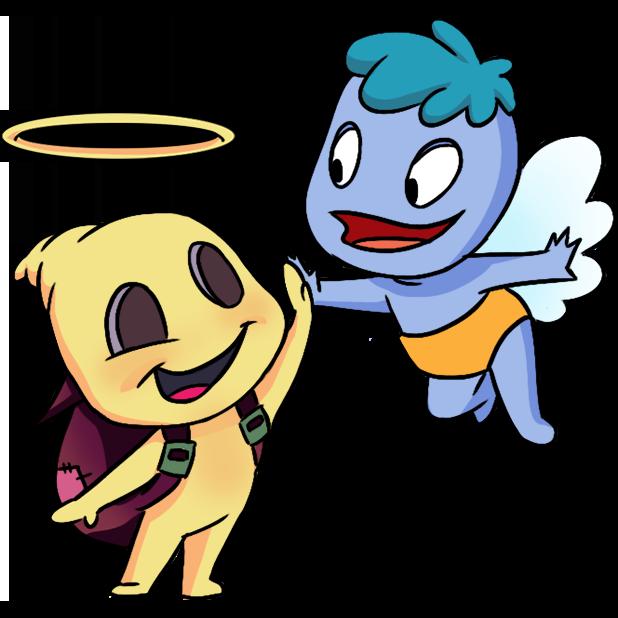Lilo's Wish messages sticker-5