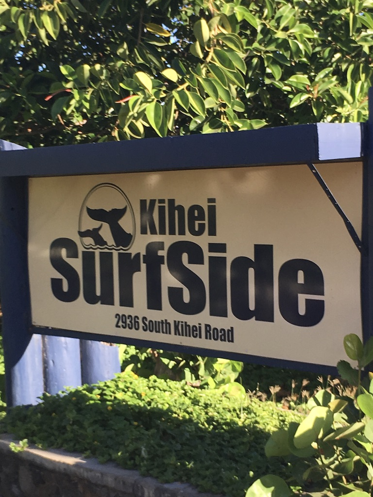 Kihei Surfside messages sticker-3