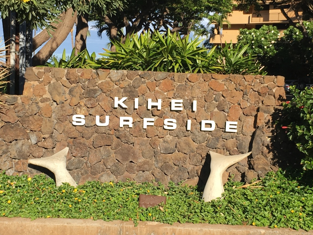 Kihei Surfside messages sticker-1