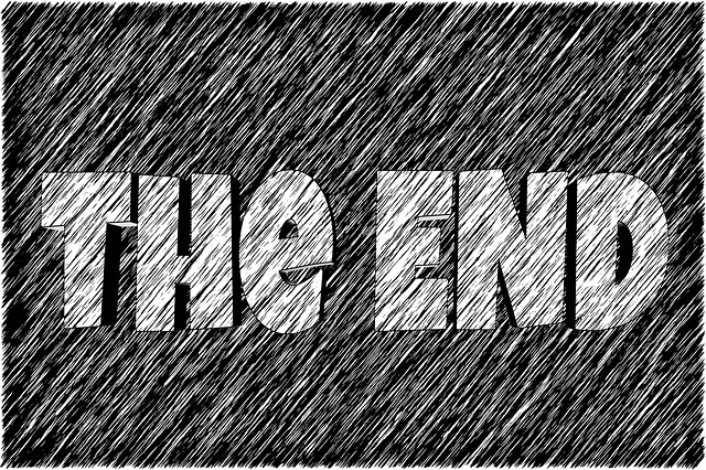 The End Stickers messages sticker-7