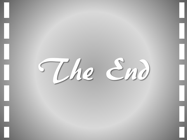 The End Stickers messages sticker-4
