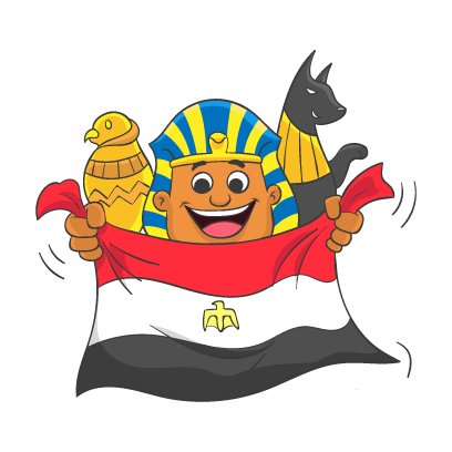 King of Egypt 2 messages sticker-9