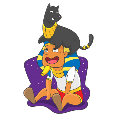 King of Egypt 2 messages sticker-4
