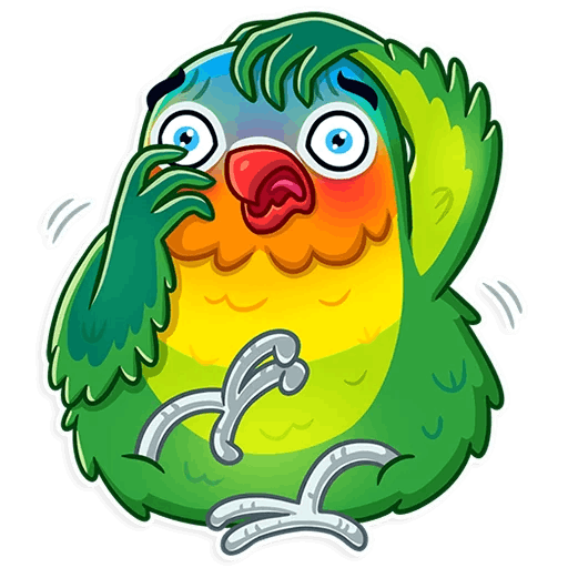 Love Birds Life Stickers messages sticker-3
