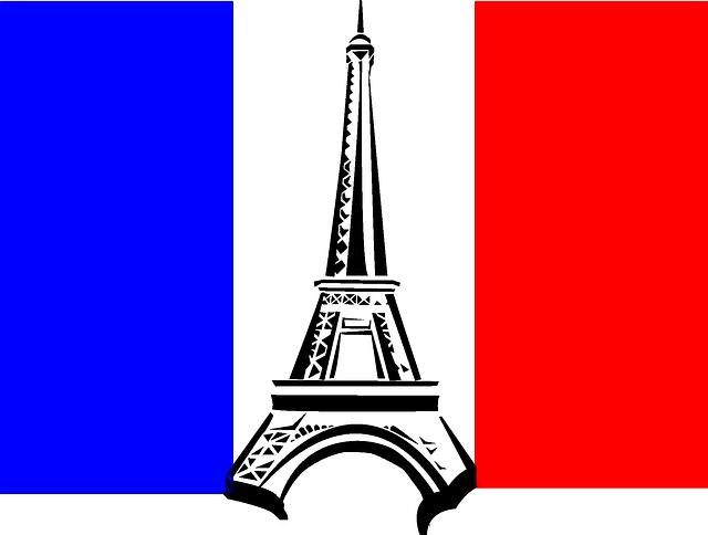 Eiffel Tower Paris messages sticker-0