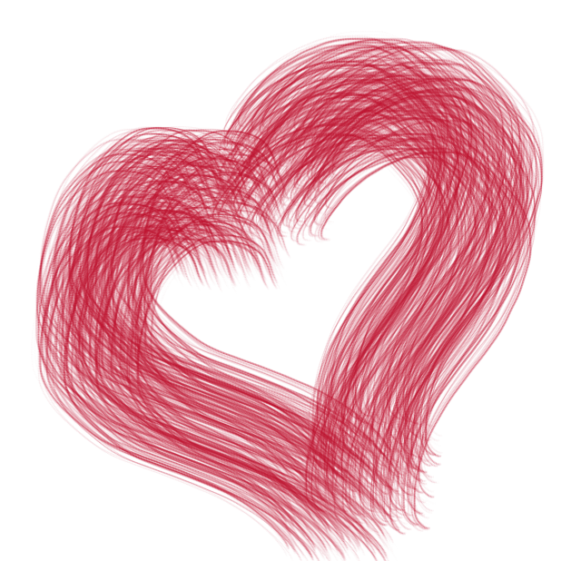 Valentine Hearts Emoji PaX messages sticker-9