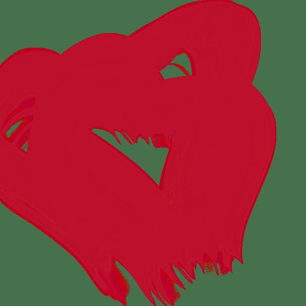 Valentine Hearts Emoji PaX messages sticker-4