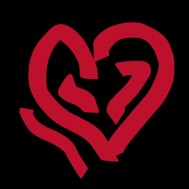 Valentine Hearts Emoji PaX messages sticker-7