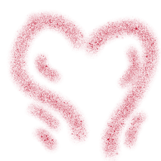 Valentine Hearts Emoji PaX messages sticker-2