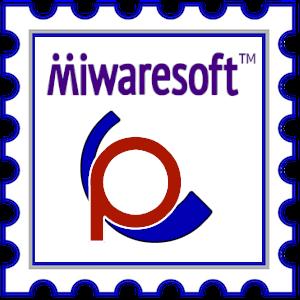 Miwaresoft PostCards messages sticker-0