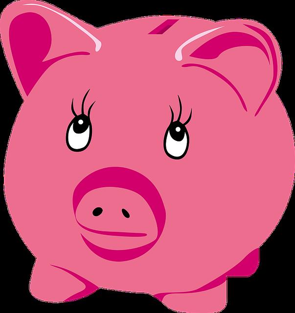 This Little Piggy Bank messages sticker-0