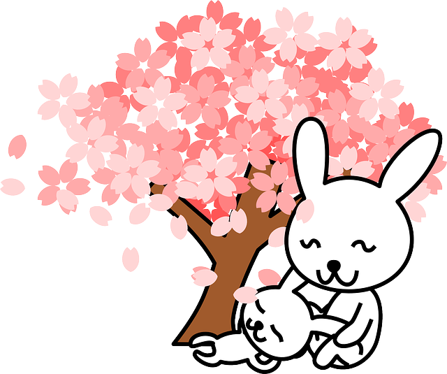 Spring Cherry Blossoms messages sticker-2