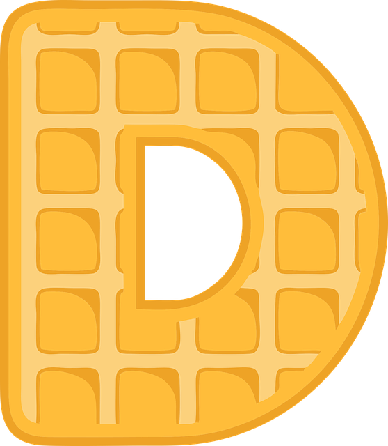 Waffle Letters messages sticker-3