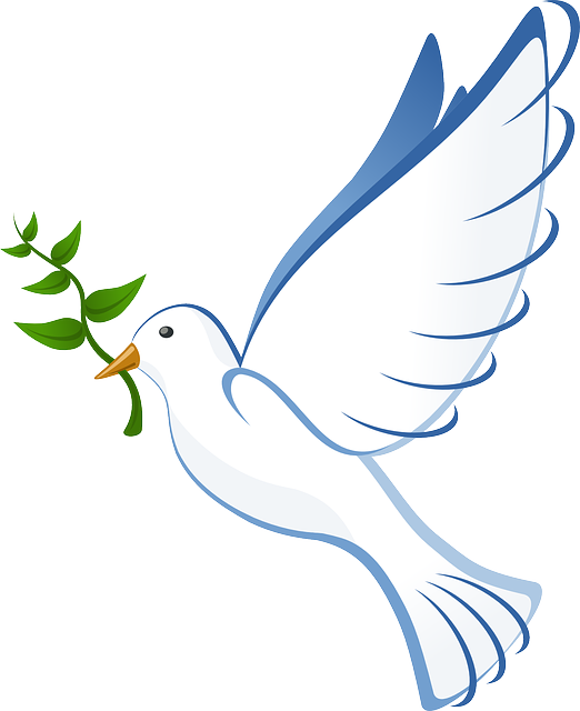 A Symbol of Peace messages sticker-1