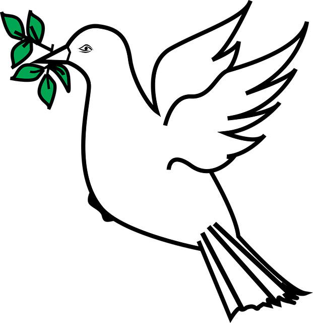 A Symbol of Peace messages sticker-0