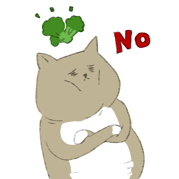 Lazy Fat Cat messages sticker-7