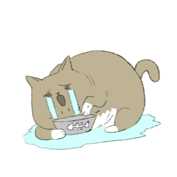 Lazy Fat Cat messages sticker-2