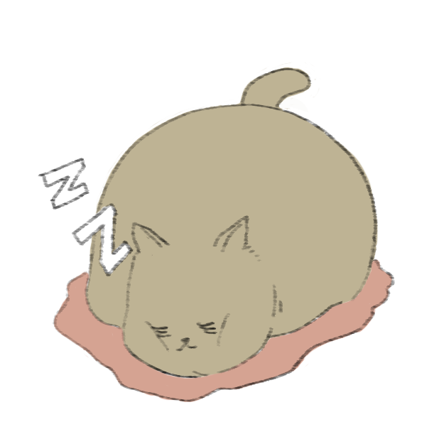 Lazy Fat Cat messages sticker-8