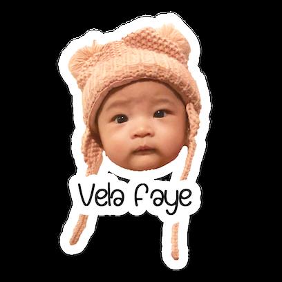 Vela Faye messages sticker-0