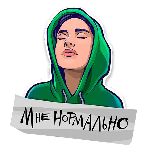 TEMNIKOVA 4 messages sticker-3