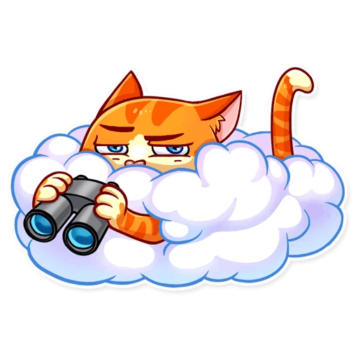 Cupid Cat Love Stickers messages sticker-8