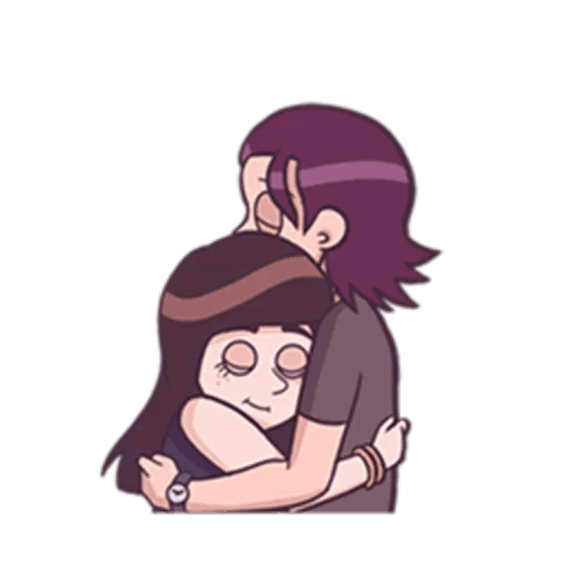 Young Couple Life Stickers messages sticker-5