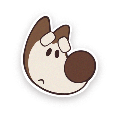 My Diggy Dog 2 messages sticker-2