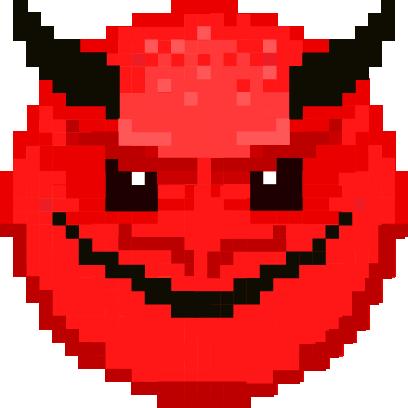 Pixel Art Emoji messages sticker-10