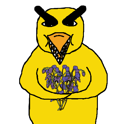 Angry Duck Stickers vol. 2 messages sticker-0
