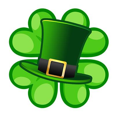 St Patricks Day Stickers messages sticker-5
