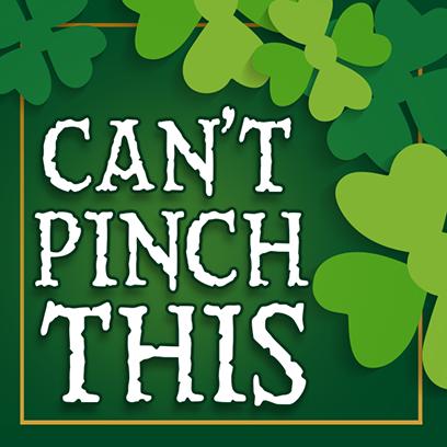 St Patricks Day Stickers messages sticker-1