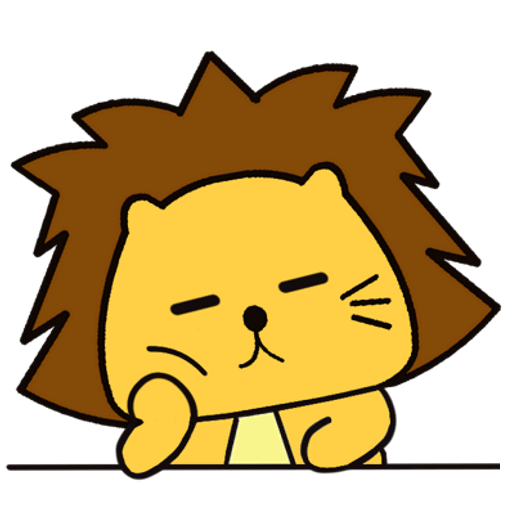 Singa Polah Stickers Pack 2 messages sticker-5