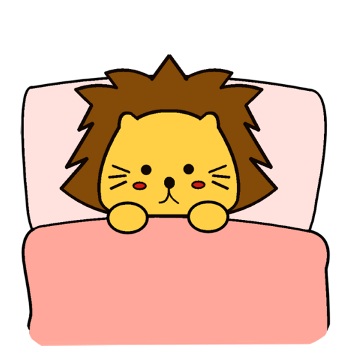 Singa Polah Lovely Stickers messages sticker-1