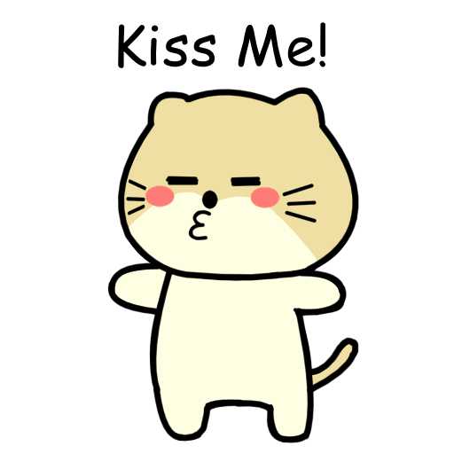 Singa Polah Lovely Stickers messages sticker-6