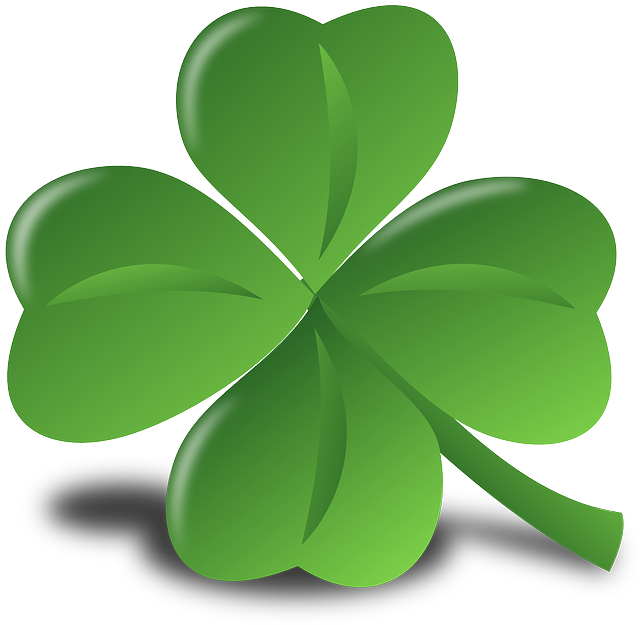 Four Leaf Clovers messages sticker-1