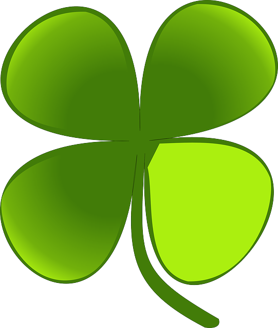 Four Leaf Clovers messages sticker-4