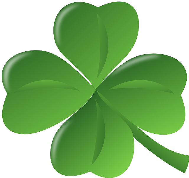 Four Leaf Clovers messages sticker-10