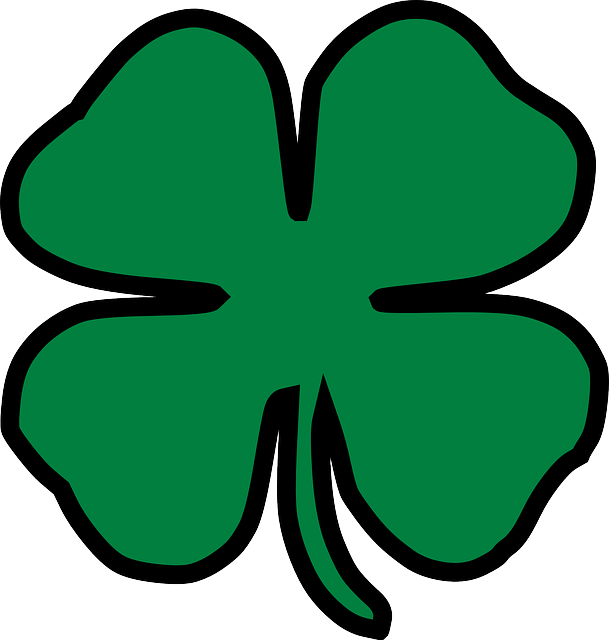 Four Leaf Clovers messages sticker-0