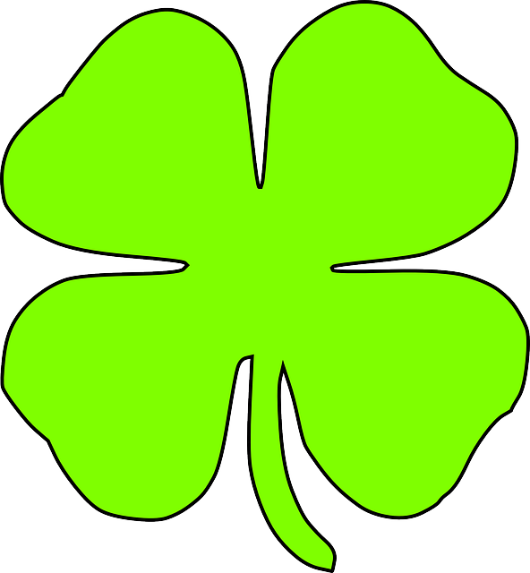 Four Leaf Clovers messages sticker-3