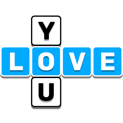 Word Crossy: Words Puzzle Game messages sticker-4