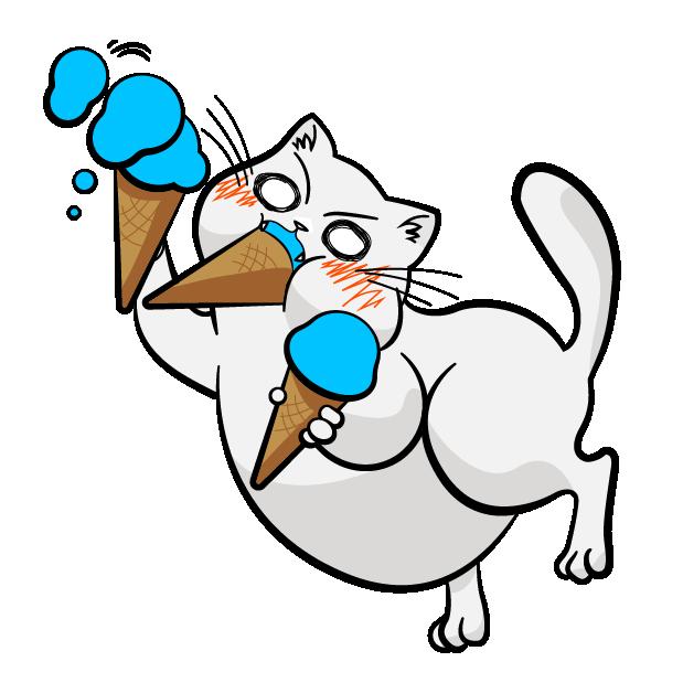 Manga Cats messages sticker-3