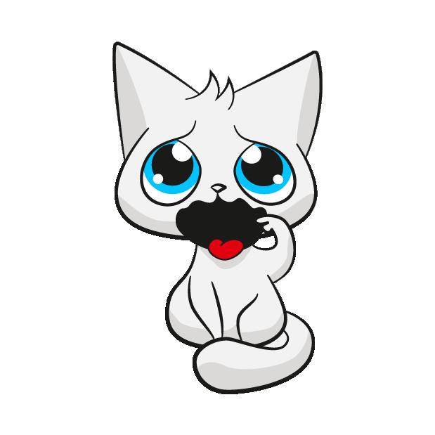 Manga Cats messages sticker-9