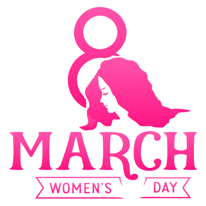 Feminist Women's Day Emojis messages sticker-5