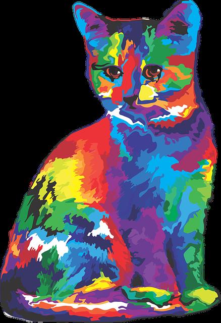 Cat Graphics messages sticker-3