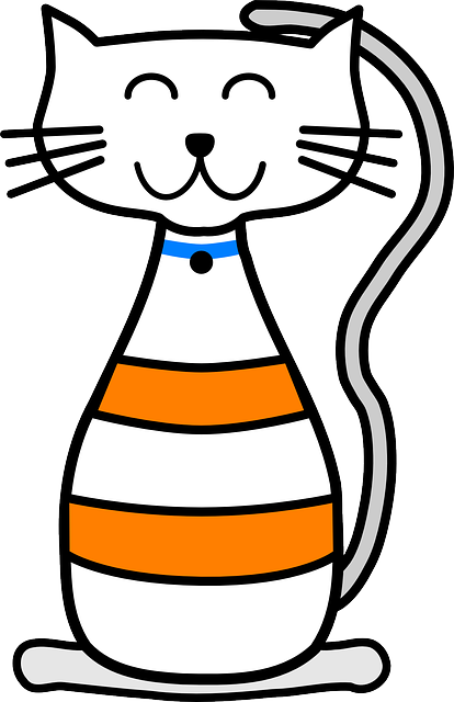 Cat Graphics messages sticker-2