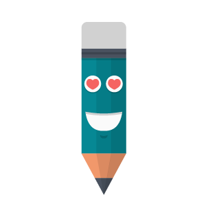 Pencil Felling Sticker messages sticker-8