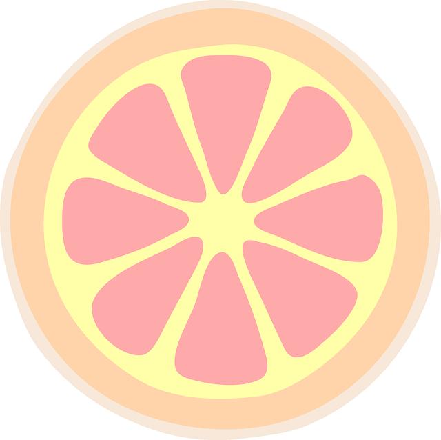Grapefruit Stickers messages sticker-3
